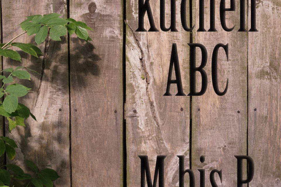 Küchen ABC - Von M-P