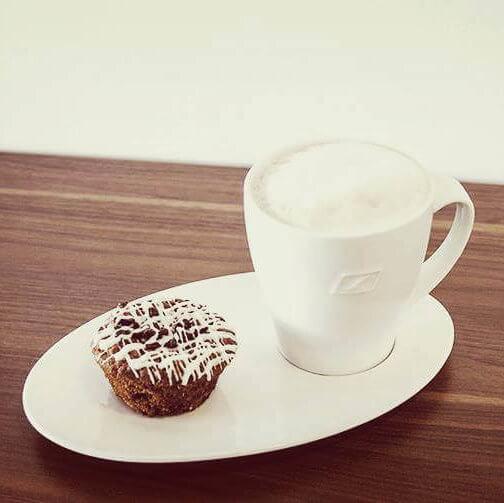 Espresso-Muffins