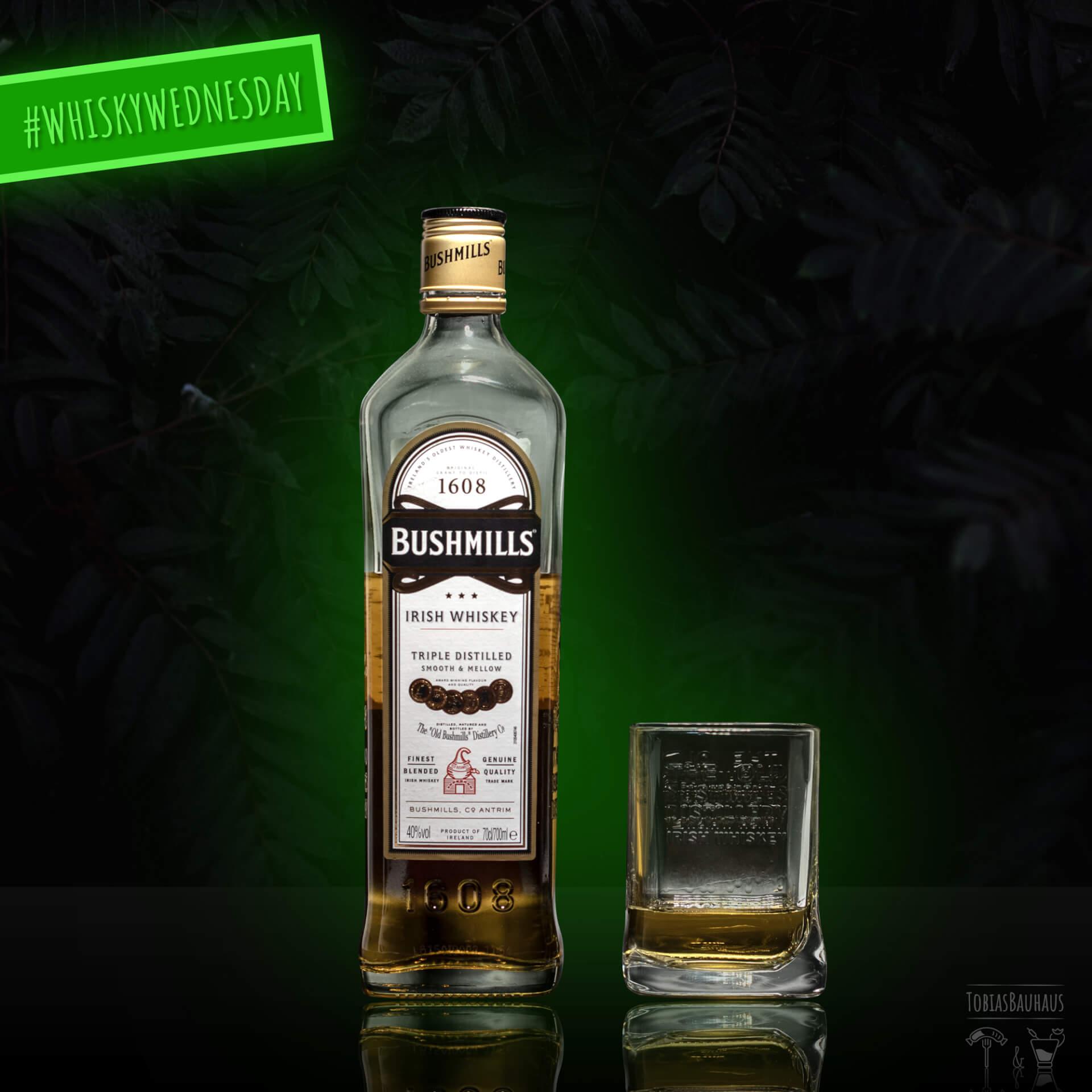 Bushmills Triple Distilled