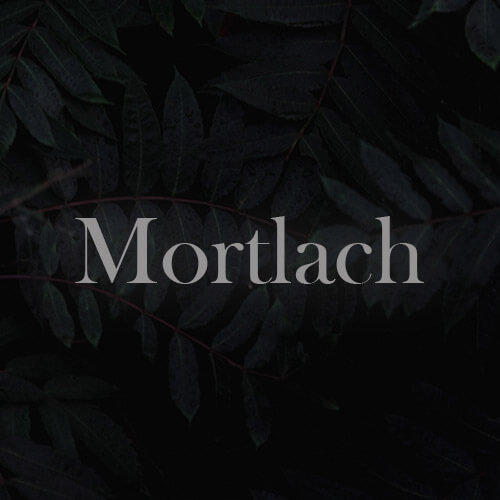 Mortlach Destillerie